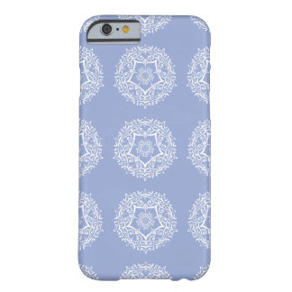 Blueberry Mandala Barely There iPhone 6 Case