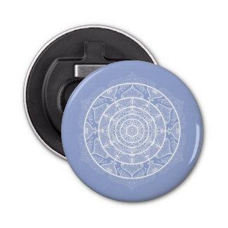 Blueberry Mandala Bottle Opener