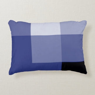 Blueberry Medium Shades Accent Pillow by Janz