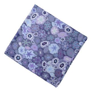 Blueberry Millefiori Bandana