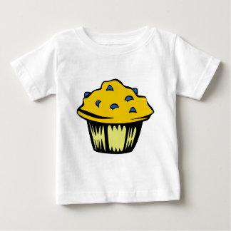 Blueberry Muffin Cartoon Baby T-Shirt