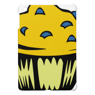 Blueberry Muffin Cartoon iPad Mini Cover
