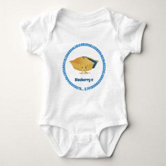 Blueberry Pi Day | Baby Bodysuit