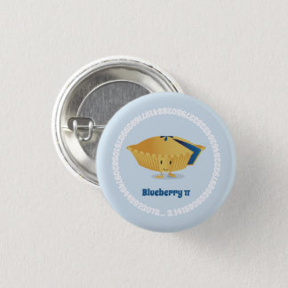 Blueberry Pi Day   Button