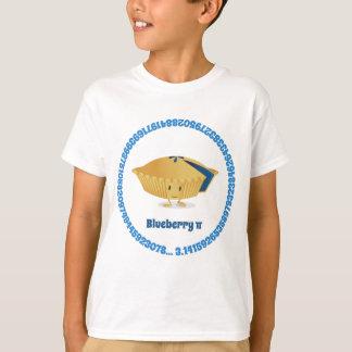 Blueberry Pi Day | Kids T-shirt