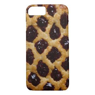 Blueberry Pie iPhone 7 Case