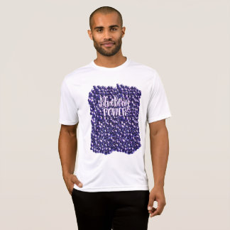 Blueberry power Fresh berry illustration T-Shirt