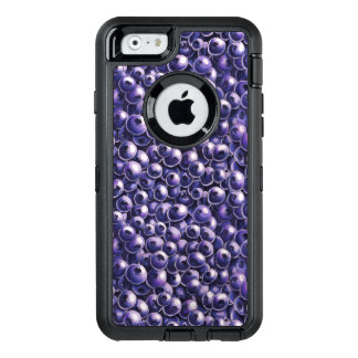 Blueberry power Fresh berry  illustrations OtterBox Defender iPhone Case