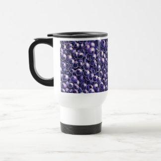 Blueberry power Fresh berry  illustrations Travel Mug