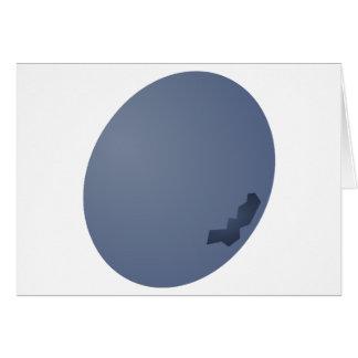 Blueberry Sideway Card