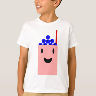 Blueberry Smoothie that is Happy T-Shirt