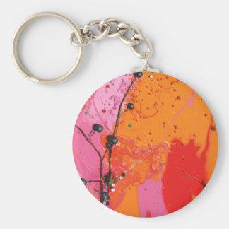 """Blueberry Tree Detail"" Key Ring"