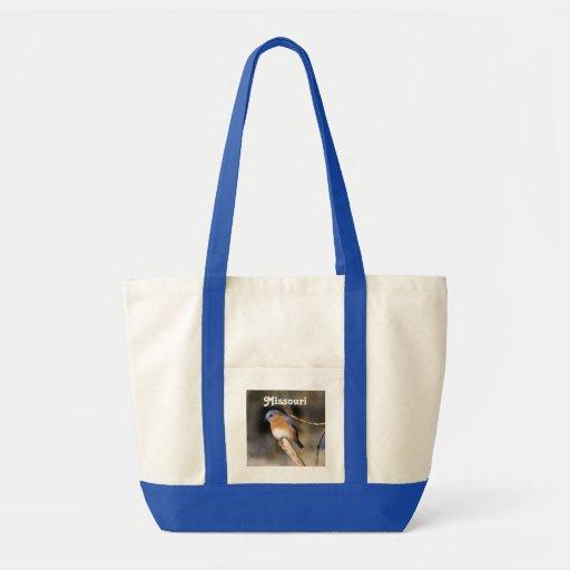 Bluebird Canvas Bag