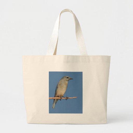 bluebird canvas bags