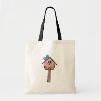 Bluebird Birdhouse...bag...