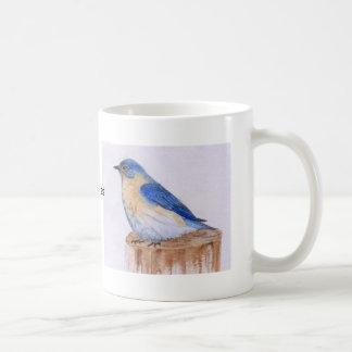 Bluebird Cup of Happiness Mug