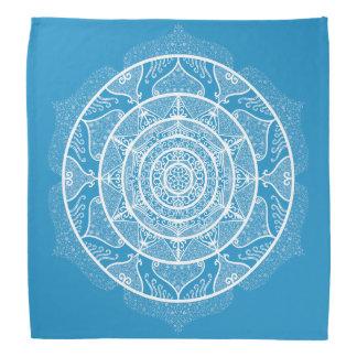 Bluebird Mandala Bandana