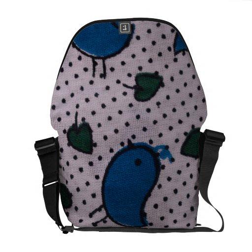 BlueBird Messenger Bag