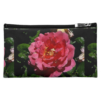 Bluebird n' Roses Bag Makeup Bags
