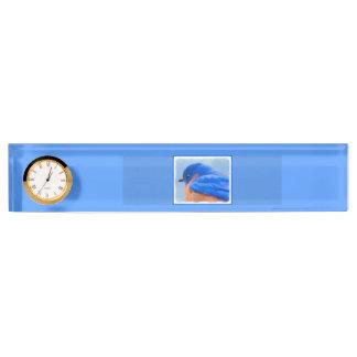 Bluebird Nameplate