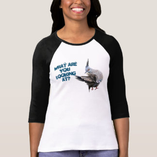 Bluebird of Attitude T Shirt