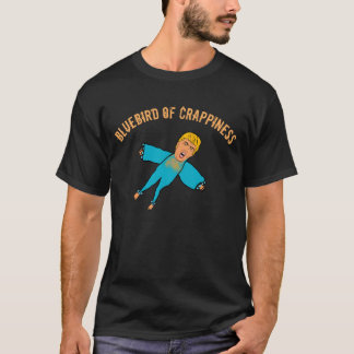 Bluebird of Crappiness Personalized T-Shirt