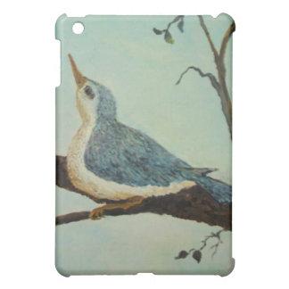 Bluebird of Happiness iPad Mini Cover