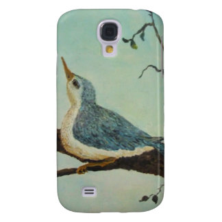Bluebird of Happiness Samsung Galaxy S4 Cover