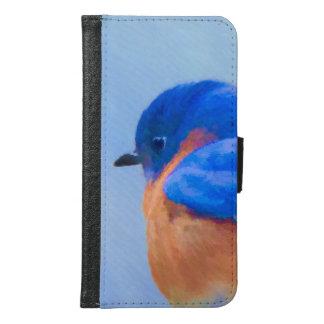 Bluebird Samsung Galaxy S6 Wallet Case