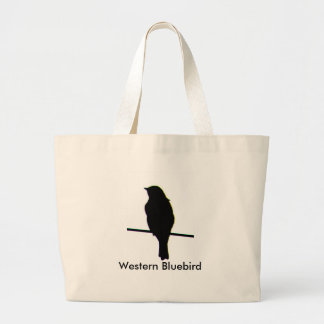 Bluebird silhouette Bag