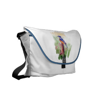 Bluebird Song Messenger Bag