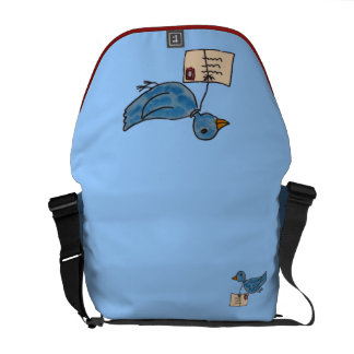 Bluebird Special Delivery Courier Bag
