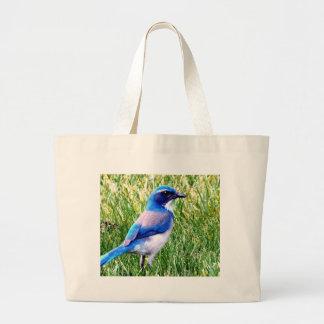 bluebird waiting for true love bag