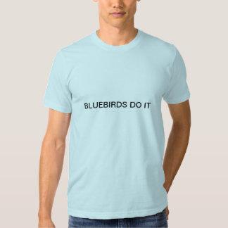 bluebirds t-shirts
