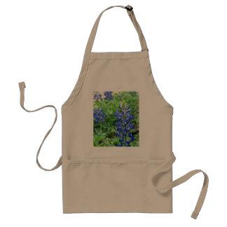 Bluebonnet apron