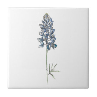 Bluebonnet Ceramic Tile