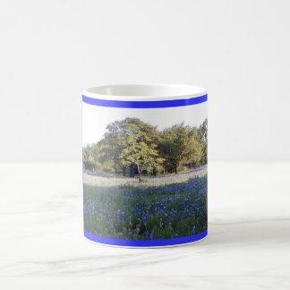 Bluebonnet Field Coffee Mugs