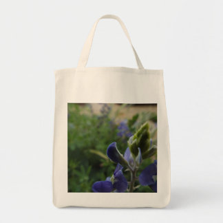 Bluebonnet Tote Grocery Tote Bag