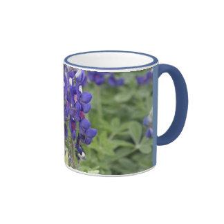 bluebonnet wrap ringer mug
