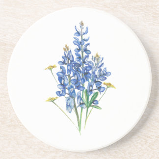 Bluebonnets Coaster