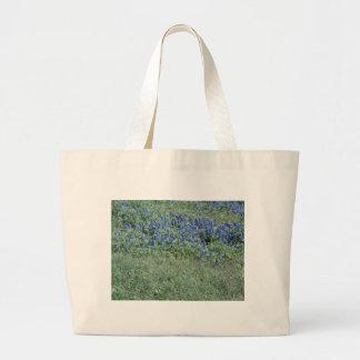Bluebonnets In Texas Bags