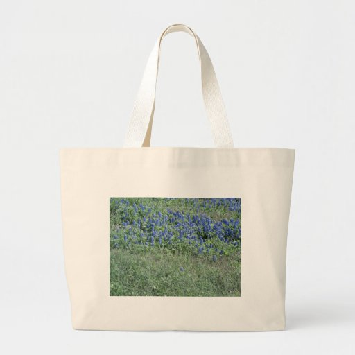 Bluebonnets In Texas Bags