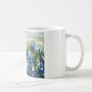 Bluebonnets Basic White Mug