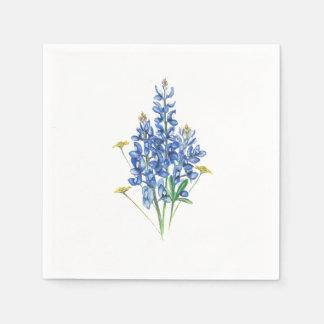 Bluebonnets Paper Napkins
