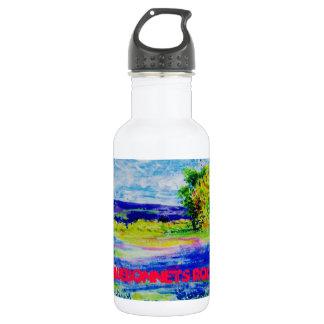 Bluebonnets Rock 532 Ml Water Bottle