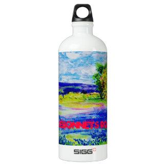 Bluebonnets Rock SIGG Traveller 1.0L Water Bottle