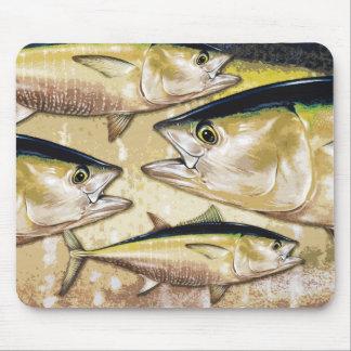 Bluefin Tuna Mouse Pad