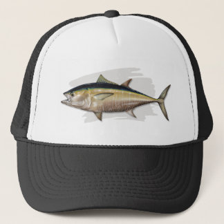Bluefin Tuna Trucker Hat