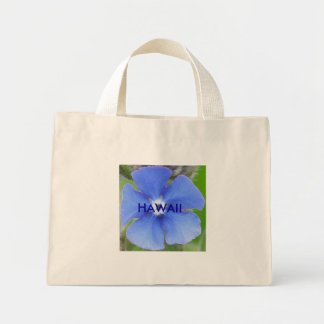 BlueFlower, HAWAII Mini Tote Bag