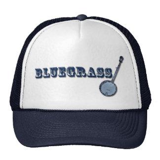 Bluegrass Banjo Cap